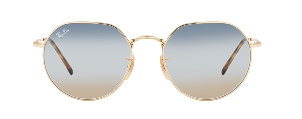 Ray Ban Jack RB3565 Clear Gradient Blue