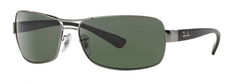 Ray-Ban RB3379 004-58 – side