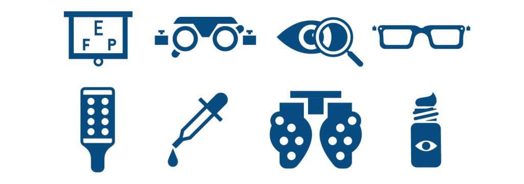 vector-eye-care-tools-icons